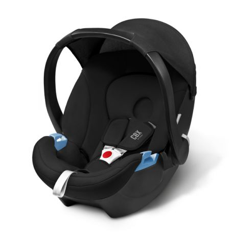 CBX by Cybex Aton Basic Pure Black
