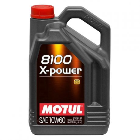 Motul 8100 X-power 10W60