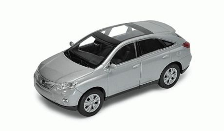 Welly Lexus RX450H 1:34-39