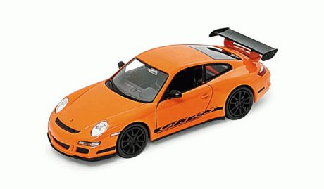 Welly Porsche GT3 RS 1:34-39