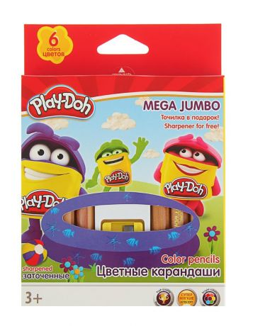 Kinderline Play Doh PDDB-US1-3MJP-6