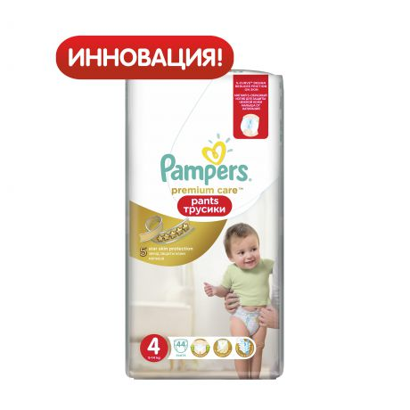 Pampers Premium Care Pants 4