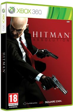 Square Enix Xbox Hitman Absolution. РВ