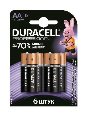 Duracell Professional LR6 (AA)