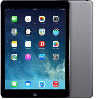 Планшет Apple iPad Air (5 Gen) 16GB Wi-Fi + LTE Space Gray (MD791RU/A, MD791RS/A)