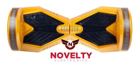 Гироскутер Novelty Electronics L1-A (Yellow) 8 дюймов