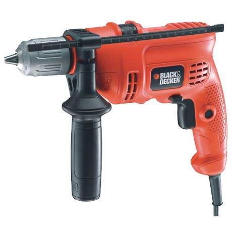 Black+Decker KR654CRESK - дрель ударная (Orange/Black)