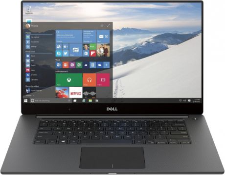 "Ультрабук Dell XPS 15 15.6"", Intel Core i7 6700HQ 2.6Ghz, 16Gb, 512Gb SSD (9550-2341)"