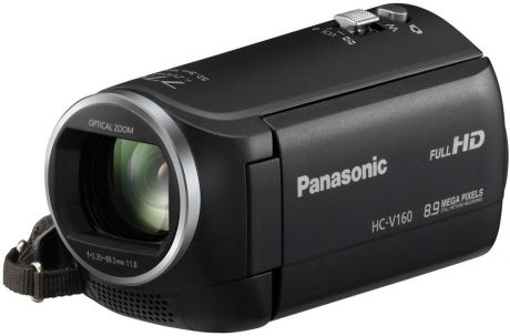 Panasonic HC-V160 - Full HD видеокамера (Black)