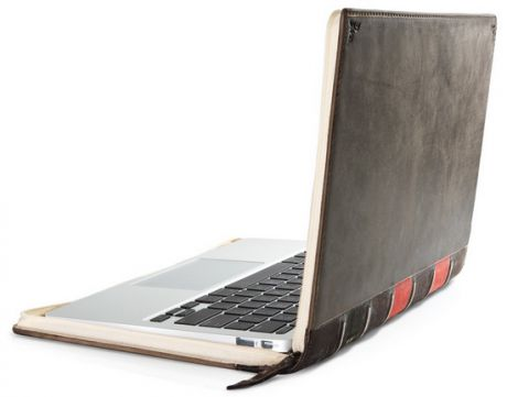 Twelve South BookBook – чехол для MacBook Air 13 (Classic Black)