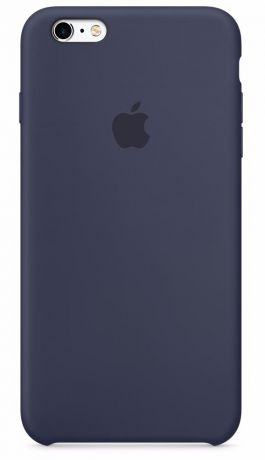 Чехол для Apple iPhone 6S Plus Silicon Case (Midnight Blue)