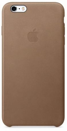 Чехол для Apple iPhone 6S Plus Leather Case (Brown)