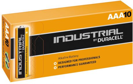 Duracell Industrial AAA (10 шт)