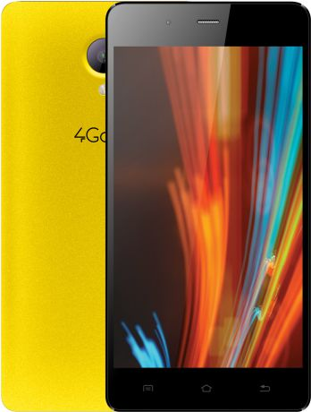 4Good S450m LTE Yellow (Пакет услуг в комплекте)
