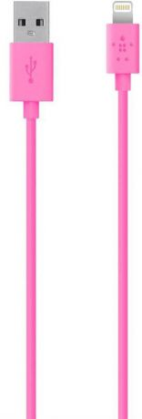 Belkin USB - Apple Lightning F8J023BT04 Pink