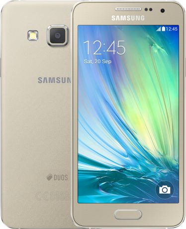 Samsung Galaxy A3 SM-A300F/DS Gold