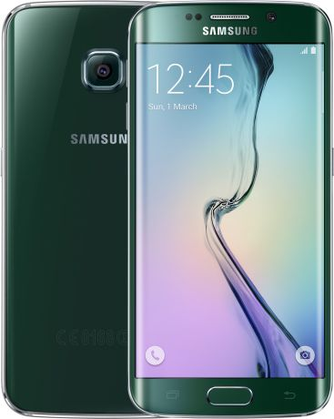 Samsung Galaxy S6 Edge 32Gb Emerald Green