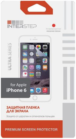 InterStep для Apple iPhone 6 IS-SF-IPHON6UCL-000B201
