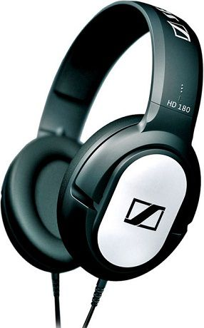 Sennheiser HD 180 Black