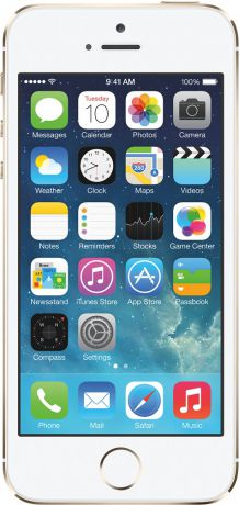 Apple iPhone 5s 16GB Gold как новый