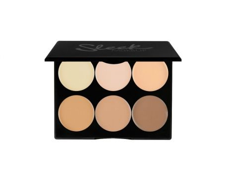 Sleek Makeup Кремовый корректор Cream Contour Kit Light