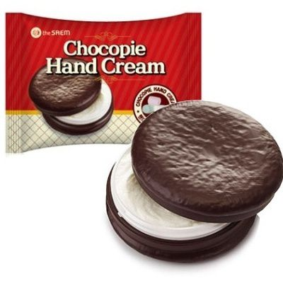 Saem Крем для рук Chocopie Hand Cream Marshmallow