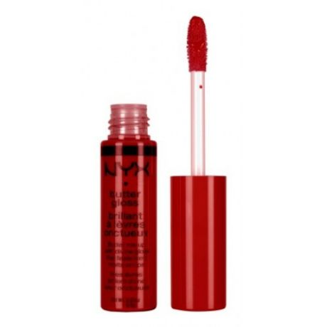 NYX Блеск для губ BUTTER GLOSS - RED VELVET