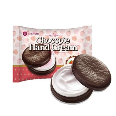 Saem Крем для рук Chocopie Hand Cream Strawberry
