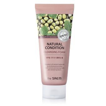 Saem Natural Condition Пенка для умывания укрепляющая Natural Condition Cleansing Foam [Firming]