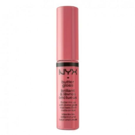 NYX Блеск для губ BUTTER GLOSS - MAPLE BLONDIE