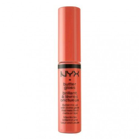 NYX Блеск для губ BUTTER GLOSS - CHERRY CHEESE CAKE