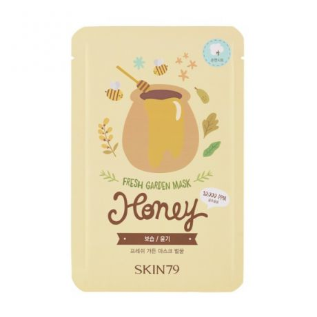 SKIN79 Тканевая маска с медом FRESH GARDEN MASK - HONEY