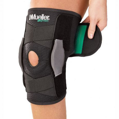 Mueller MUELLER GREEN ADJUSTABLE HINGED KNEE BRACE