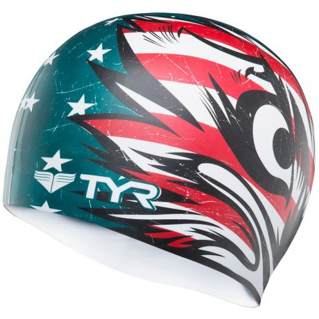 TYR TYR PATRIOT SILICONE CAP