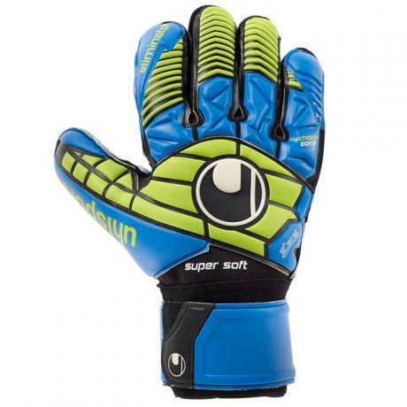 Uhlsport UHLSPORT ELIMINATOR SUPERSOFT GLOVES