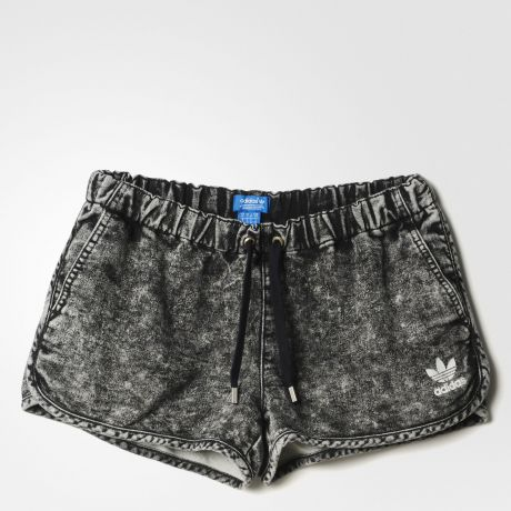 Adidas ADIDAS ORIGINALS DENIM SHORTS