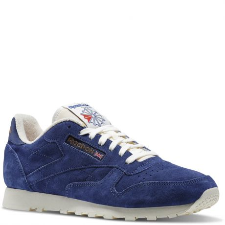 Reebok REEBOK CLASSIC LEATHER CLEAN UNION JACK