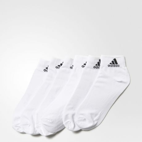 Adidas ADIDAS ESSENTIALS THIN ANKLE 6PP SOCKS