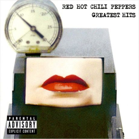 Red Hot Chili Peppers. Greatest Hits (2 LP)