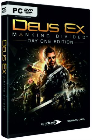 Deus Ex: Mankind Divided. Day One Edition [PC]