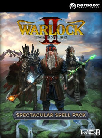 Warlock 2: The Exiled. Spectacular Spell Pack. Дополнение (Цифровая версия)