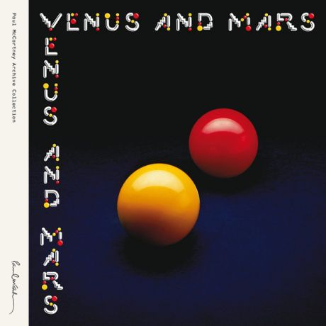 Paul McCartney. Venus And Mars (2 LP)