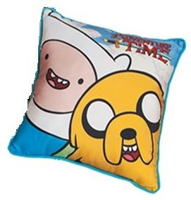 Подушка Adventure Time. Finn & Jake (30 см)