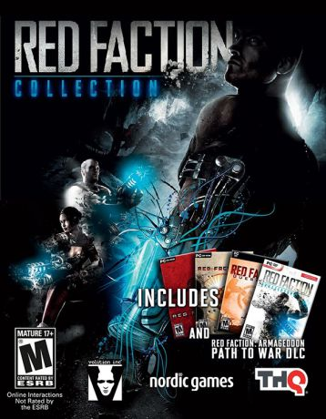 Red Faction. Collection (Цифровая версия)
