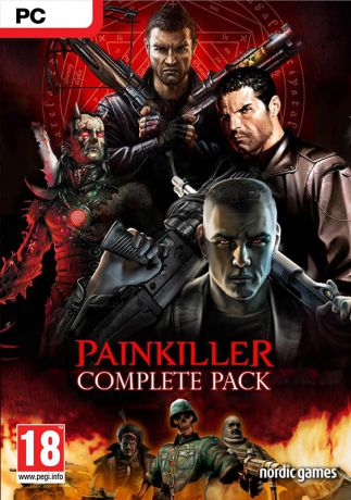 Painkiller. Complete Pack (Цифровая версия)