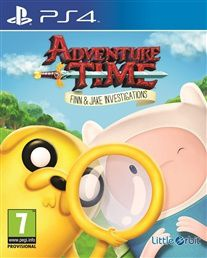 Adventure Time: Finn and Jake Investigations [PS4]