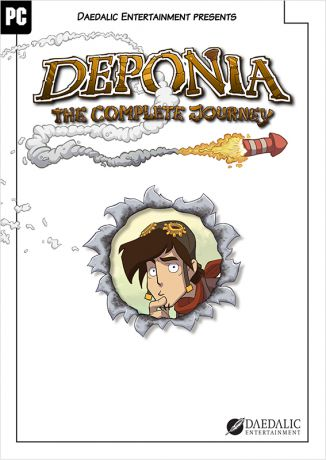 Deponia: The Complete Journey (Цифровая версия)