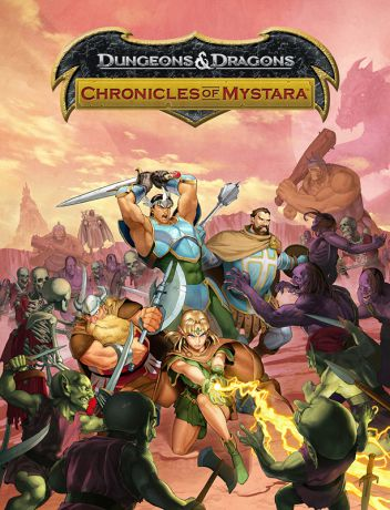 Dungeons & Dragons: Chronicles of Mystara (Цифровая версия)