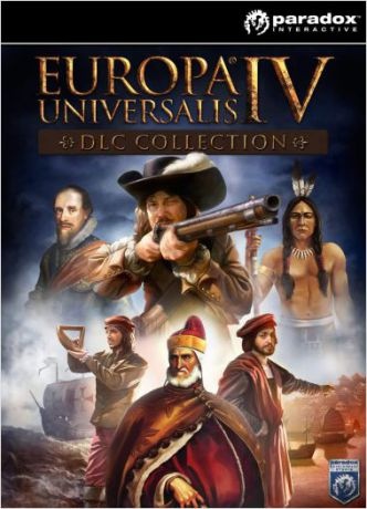 Europa Universalis IV: DLC Collection (Цифровая версия)