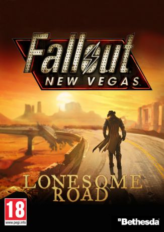 Fallout: New Vegas. Lonesome Road (Цифровая версия)